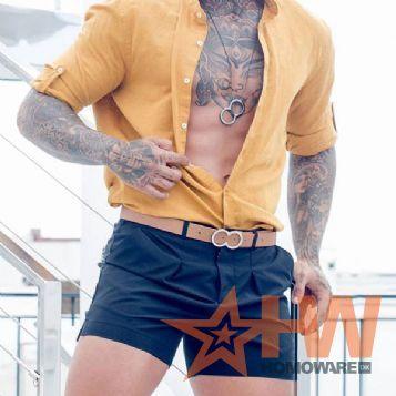 Avalon Shorts - Charcoal, Large