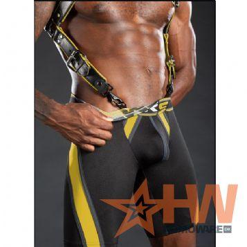 Mr. S keltainen Nitro Short Jock, Large