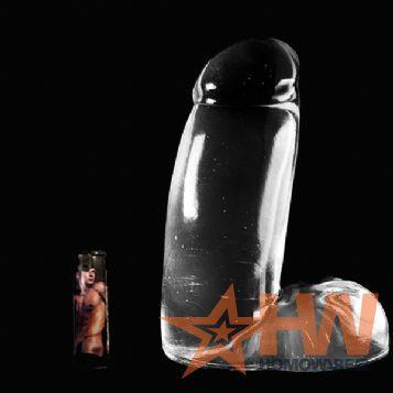 Dark Crystal Marcin Dildo, Black