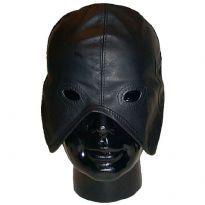Mister B nahkainen Master maski nyörillä