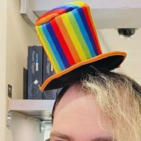 Small Pride Hat