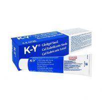 K-Y Jelly steriili liukuvoide