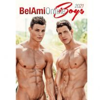 Bel Ami Online Boys seinäkalenteri 2021