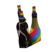 Sateenkaaren värinen viinikaadin