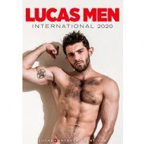 Lucas Men International 2020 seinäkalenteri