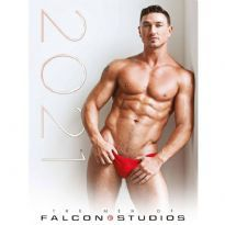The Men of Falcon 2020 seinäkalenteri