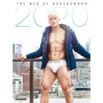 Naked Sword 2020 poikakalenteri