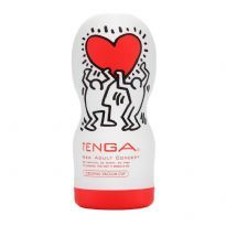 Tenga Keith Haring tyhjiörunkkulelu