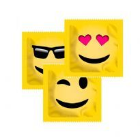 EXS Emoji kondomi