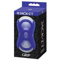Club Homoware Jack-It Grip runkkulelu, Clear