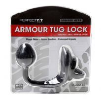 Perfect Fit Armour Tug Lock anustappi ja kullirengas