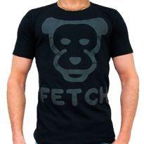 Mister B:n Fetch t-paita, musta