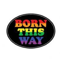 Born This Way magneetti autoon
