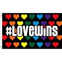 Love Wins sateenkaarilippu
