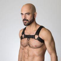 665:n neopreeninen Bulldog Harness