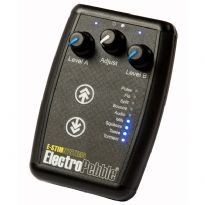 E-Stim Systemsin ElectroPebble e-stim laite