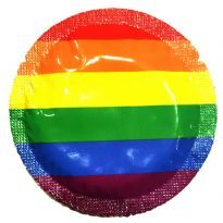 EXS Pride Rainbow kondomi