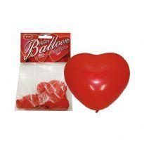 Sydämen muotoinen ilmapallo