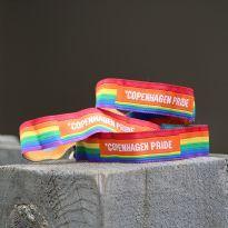 Kööpenhaminan virallinen Prideranneke 2017