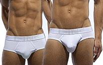 Lyhyitä alushousuja miehille, Tyylikkäitä design alushousuja homoille, Edullisia design alkkareita miehille, Erilaisia lahkeettomia alkkareita miehille