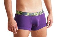 Iso valikoima miesten alusvaatteita, Paljon erilaisia miesten alkkareita, Seksikkäitä alusvaatteita homomiehille