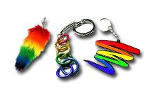 Näytä sateenkaari avaimenperässäsi, Homo horoskooppi avaimenperät edullisesti, Karhu aiheinen avaimenperä karhumiehille