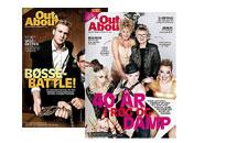 Kööpenhaminan homolehti, Köpiksen homobaarit ilmaisessa lehdessä, Out & About homolehti Kööpenhaminasta