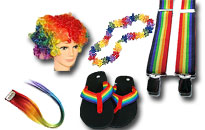 Valmistaudu homo Prideen, Pukeudu sateenkaaren väreihin Helsinki Prideen