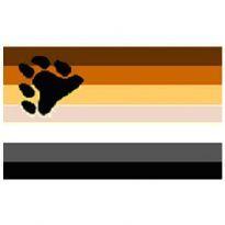 Karhuhomojen pride lippu