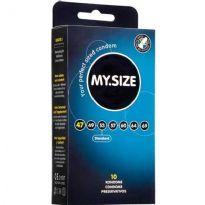 MY.SIZE, 10 kondomia
