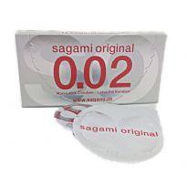 Sagami 0.02 lateksiton kondomi