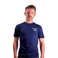 Mister B:n sininen t-paita