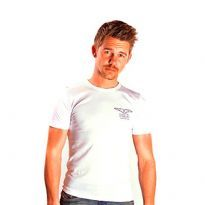Mister B:n valkoinen t-paita