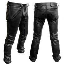 FXXXer-Jeans nahkahousut