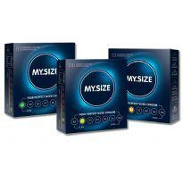 MY.SIZE, 3 kondomia
