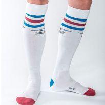 Mister B: Urban valkoiset sukat