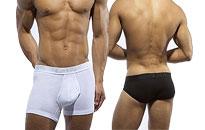 C-IN2 Core alushousut miehille, C-IN2 boxerit briefit stringit boxerit homoille