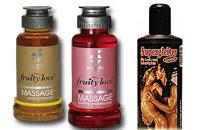 Hierontaöljyt eroottisiin hetkiin, Laadukkaat hierontaöljyt rentoutumiseen, Aromaattiset öljyt kullalle